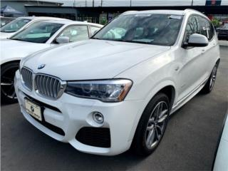 BMW X3 M PACKAGE 2017, BMW Puerto Rico