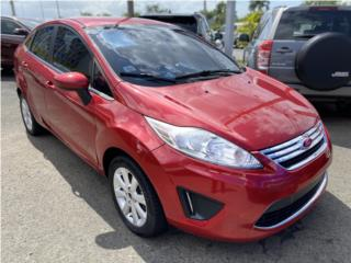 Ford Fiesta 2011, Ford Puerto Rico
