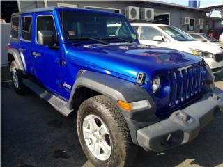 Jeep WRANGLER 2019 Poco Millaje IMPECABLE *JJ puerto rico