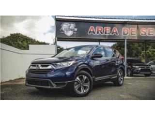 Honda CRV LX 2018, Honda Puerto Rico