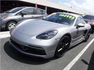 718 CAYMAN GTS , Porsche Puerto Rico