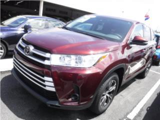HIGHLANDER LE CON 3 FILAS DE ASIENTOS!, Toyota Puerto Rico