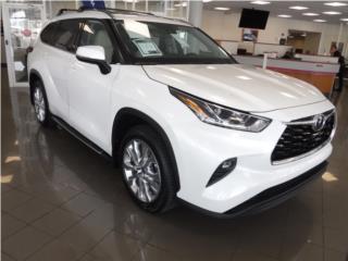 HIGHLANDER LIMITED FULL POWER!, Toyota Puerto Rico