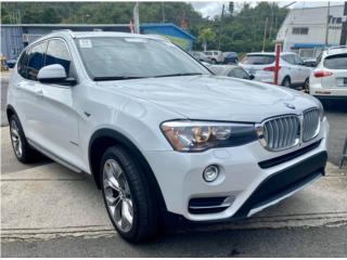 LLEGO LA X3 DE TUS SUENOS IMPECABLE 0 DETALLS, BMW Puerto Rico