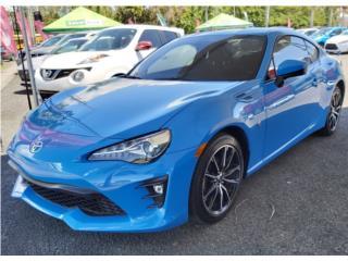 Toyota 86 2019 /7800 millas , Toyota Puerto Rico