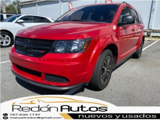 ¡DODGE JOURNEY GT 2017! CERTIFIED PRE-OWNED!, Dodge Puerto Rico