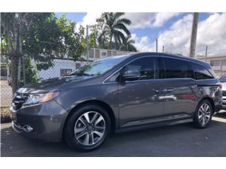 Honda Odyssey en Centro de Liquidacion, Honda Puerto Rico
