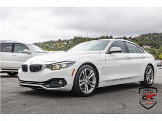 BMW 430i GRAND COUPE 2018 EXCELENT CONDICTIO, BMW Puerto Rico