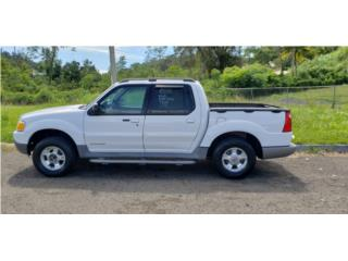 Ford sport track 4×4 full label, Ford Puerto Rico