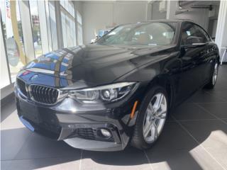 2018 BMW 430i xdrive GC 10,262 millas, BMW Puerto Rico