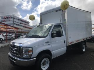 Ford E350 Camion 2015 (54,mil millas, Ford Puerto Rico