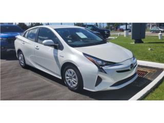 Toyota Prius Hibrido 2017 Blanco nítido 20kmi, Toyota Puerto Rico