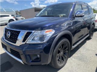 2018 NISSAN ARMADA 4X4 PLATINUM, Nissan Puerto Rico