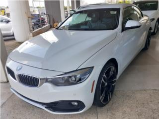 BMW 430 SPORT PRIMIUM CONVERTIBLE 2019, BMW Puerto Rico