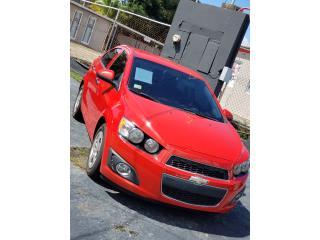 CHEVROLET SONIC 2013, Chevrolet Puerto Rico