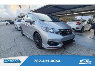 Honda Fit Sport 2019 *LIQUIDACIÓN*, Honda Puerto Rico