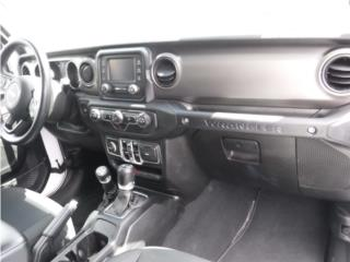 WRANGLER SPORT UNLIMITED PRE-OWNED! puerto rico