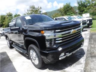 SILVERADO 2500HD HIGH COUNTRY, Chevrolet Puerto Rico