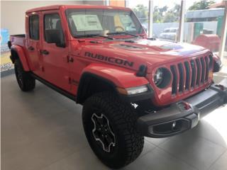 JEEP GLADIATOR RUBICON 2020, NUEVO!! , Jeep Puerto Rico