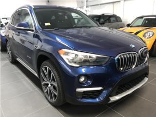 CERTIFICADA! 26K MILLAS! CAMARA! SENSORES!, BMW Puerto Rico