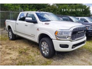 2020 RAM 3500 Limited 4x4, RAM Puerto Rico