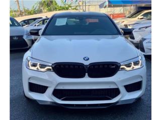BMW M5 COMETITION 2019 CON 4K MILLAS, BMW Puerto Rico