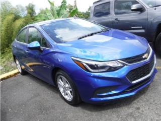 CRUZE LT , Chevrolet Puerto Rico