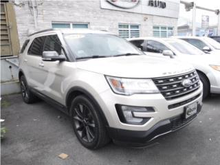 EXPLORER XLT CON 3 FILAS DE ASIENTOS, Ford Puerto Rico