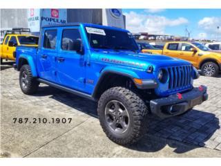 2020 Jeep Gladiator Rubicon 4x4 Liquidación!, Jeep Puerto Rico