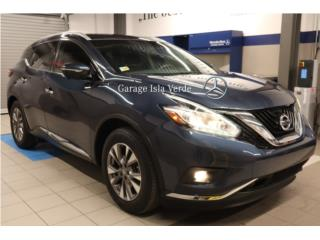 Pre-Owned, 2015 Nissan Murano, Nissan Puerto Rico