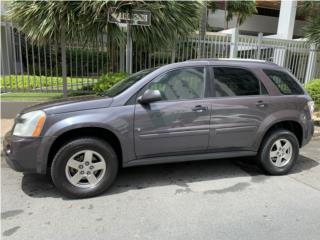 Aut, Aire, Radio, Alarma, Limpia, Equinox, Chevrolet Puerto Rico