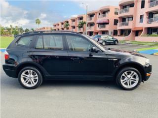 BMW X3 2008, BMW Puerto Rico