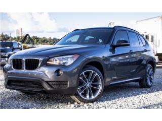 2013 BMW X 1 SOLO $15,995 , BMW Puerto Rico