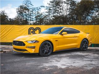 FORD MUSTANG GT FASTBACK 2018/ 33K MILLAS!, Ford Puerto Rico