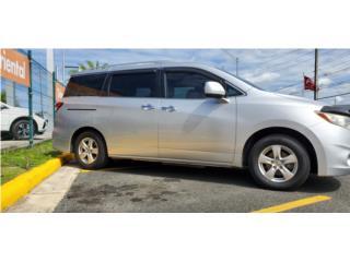 En Oferta Nissan Quesr 2011. $11,995.00, Nissan Puerto Rico