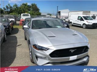 Ford Mustang GT Premium 2019! Liquidación , Ford Puerto Rico