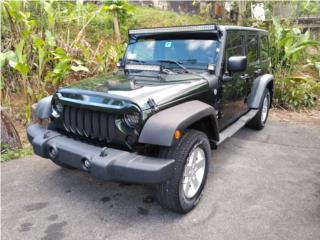 Jeep Wrangler Sport 2011 $16,995, Jeep Puerto Rico