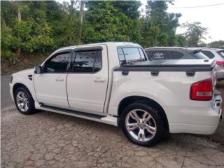 LINDA ADRENALINE CREW CAB OPRONTO, Ford Puerto Rico