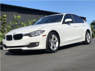 2014 BMW 320i•Oferta: $227 mens, BMW Puerto Rico