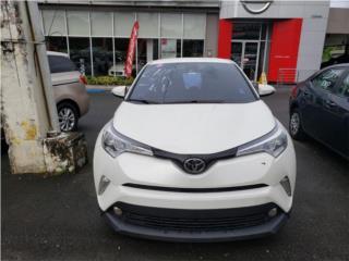 2018 TOYOTA CHR XLE , Toyota Puerto Rico