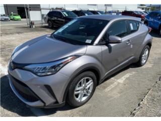 TOYOTA C-HR 2020, Toyota Puerto Rico