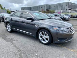 FORD TAURUS ECOBOOST, Ford Puerto Rico