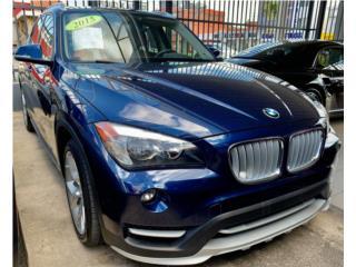 2015 BMW X1 WOW SOLO 32,875 MILLAS, BMW Puerto Rico