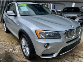 2014 BMW X3 desde $299 mens, BMW Puerto Rico