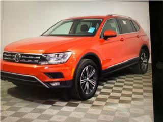 Tiguan SEL 2019, Volkswagen Puerto Rico