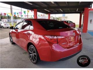 Toyota Corolla 2018 con Aros 2020 puerto rico