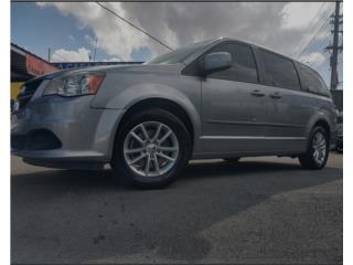 2014 CARAVAN NITIDA CON MANTENIMIENTOS AL DIA, Dodge Puerto Rico