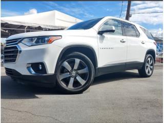2018 TRAVERSE LT,PIEL+DUAL SUNROOF+NAVI++, Chevrolet Puerto Rico