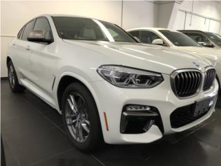 X4 M40i! 355HP! 11K MILLAS! GPS! CAMARA! , BMW Puerto Rico