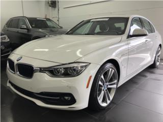 HIBRIDO! 17K MILLAS! GPS! CAMARA! SENSORES!, BMW Puerto Rico